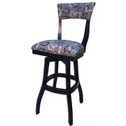 TobiasDesigns 31'' Swivel Bar Stool