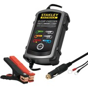 Stanley Bc8S 8-Amp Fatmax Battery Charger & Maintainer