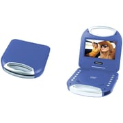 "Sylvania Sdvd7049-Blue 7"" Portable Dvd Player With Integrated Handle (Blue)"