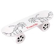 Sylvania Sp490-White Bluetooth Skateboard Speaker (White)
