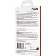 Isound Isound-6893 Iphone 6 Plus/6S Plus Glass Screen Protector
