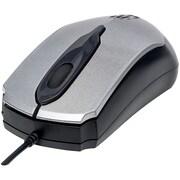 Manhattan 179423 Edge Optical Usb Mouse (Gray/Black)