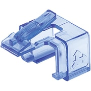 Intellinet 771443 Repair Clip For Rj45 Modular Plug, 50 Pk (Transparent Blue)