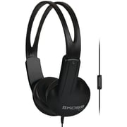 Koss 184523 Ed1Tci Over-Ear Headphones With Microphone