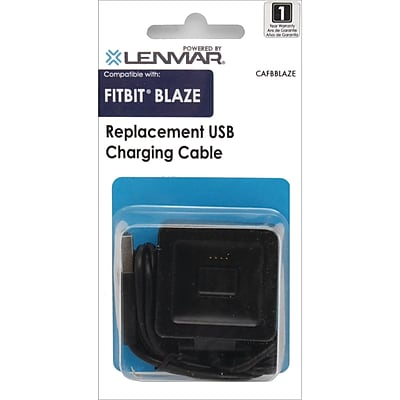 Lenmar Cafbblaze Fitbit Blaze Replacement Cable