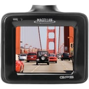 Magellan Mv0320Sgxxx Ivue 320 Hd Dash Cam With Gps & Time Stamps
