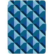"Speck 77233-5409 Ipad Pro 9.7""/Ipad Air 2/Ipad Air Stylefolio (Playa Geo Blueberry/Dolphin Gray/Deep Sea Blue)"