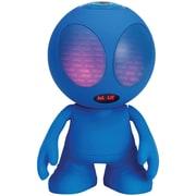 Supersonic Sc-1453Bt Blue Bluetooth Alien Portable Speaker (Blue)