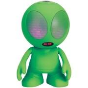 Supersonic Sc-1453Bt Green Bluetooth Alien Portable Speaker (Green)