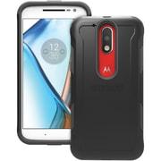 Trident Ag-Mrmotg-Bk000 Motorola G4/G4 Plus Aegis Case