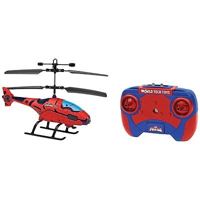 Marvel 34896 Remote-Control 2-Channel Marvel Ultimate Spider-Man Ir Herocopter Helicopter 2442767