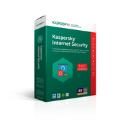 Kaspersky Internet Security 2017, 1-Year Subscription