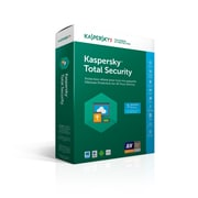 Kaspersky Total Security 2017, 1-Year Subscription, 5-User