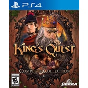 Kings Quest: The Complete Collection, PS4