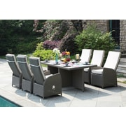 DHI Clearwater 7 Piece Dining Set w/ Cushion