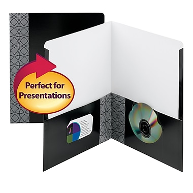 Smead® Professional Series 2-Pocket Folders