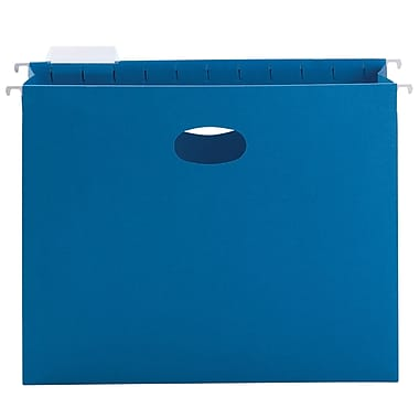 Smead® Hanging File Pocket with Tab, 3