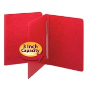 "Smead Pressboard Binder, Red, 8 1/2"" x 11"""