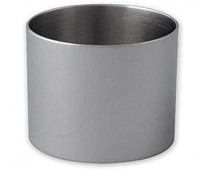 Cuisinox Pastry Ring; 3'' H x 3.5'' W x 3.5'' D WYF078275392082