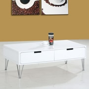 Best Quality Furniture Coffee Table; White