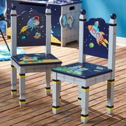 Fantasy Fields Outer Space 2 Piece Kids Desk Chair Set