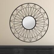 Stratton Home Decor Jamie Wall Mirror