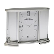 Seth Thomas Glass Carriage Table Clock