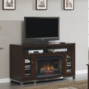 Classic Flame Wesleyan TV Stand Electric Fireplace