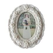 KingwinHomeDecor Resin Baroque Photo Frame