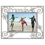 Malden Friends Pierced 4'' x 6'' Picture Frame