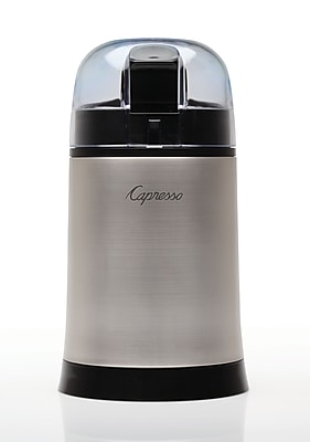 Capresso Cool Grind Blade Grinder Stainless Finish (505.05) 2456689