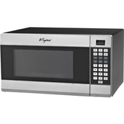 Keyton Stainless Steel Microwave Oven, 1.1 Cubic Ft.