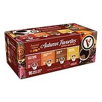 Victor Allen Coffee Autumn Favorites, 96 Count