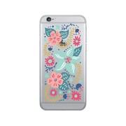 OTM Prints Clear Phone Case, Springtime Pastels - iPhone 6/6S Plus