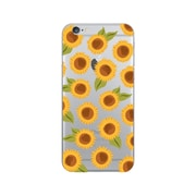 OTM Prints Clear Phone Case, Sunflowers Yellow - iPhone 6/6S Plus