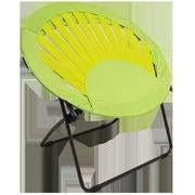 ImpactCanopy Impact Bungee Kids Novelty Chair; Lime Green