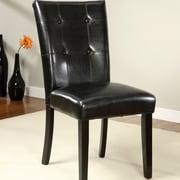 Hokku Designs Parker Tufted Back Parsons Chair (Set of 2)