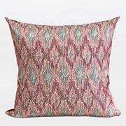 Gentille Home Collection Luxury European Classical Embroidered Throw Pillow