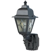 Heath-Zenith Classic Cottage 1 Light Outdoor Sconce
