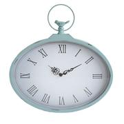 Stratton Home Decor Shabby Wall Clock