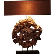 Bellini Modern Living 36'' H Table Lamp w/ Rectangular Shade