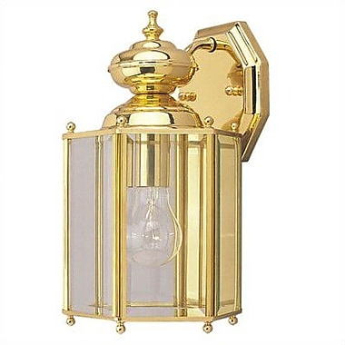 Westinghouse Lighting Exterior 1 Light Outdoor Wall Lantern