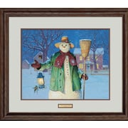 WildWings Lanterns Glow by Ned Young Framed Painting Print