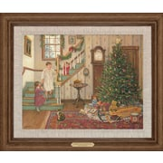 WildWings Christmas Morning by Lee Stroncek Framed Painting Print on Canvas