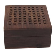 Firefly Home Collection Squared Perforated Box