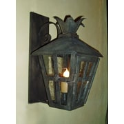 Laura Lee Designs Le Caleche 1 Light Wall Lantern