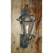 Laura Lee Designs Siena 1 Light Wall Lantern