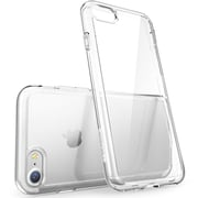 i-Blason Apple iPhone 7 Halo Series Scratch Resistant Clear Case - Clear (752454312733)