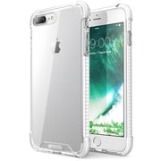 i-Blason Apple iPhone 7 Plus Shockproof Series Case - White (752454313884)