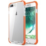 i-Blason Apple iPhone 7 Plus Shockproof Series Case - Orange (752454313907)